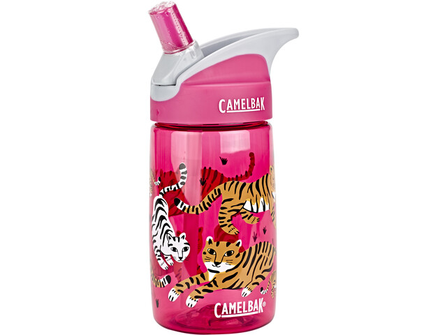 CamelBak eddy LTD Bottle 400ml Kinder tigers